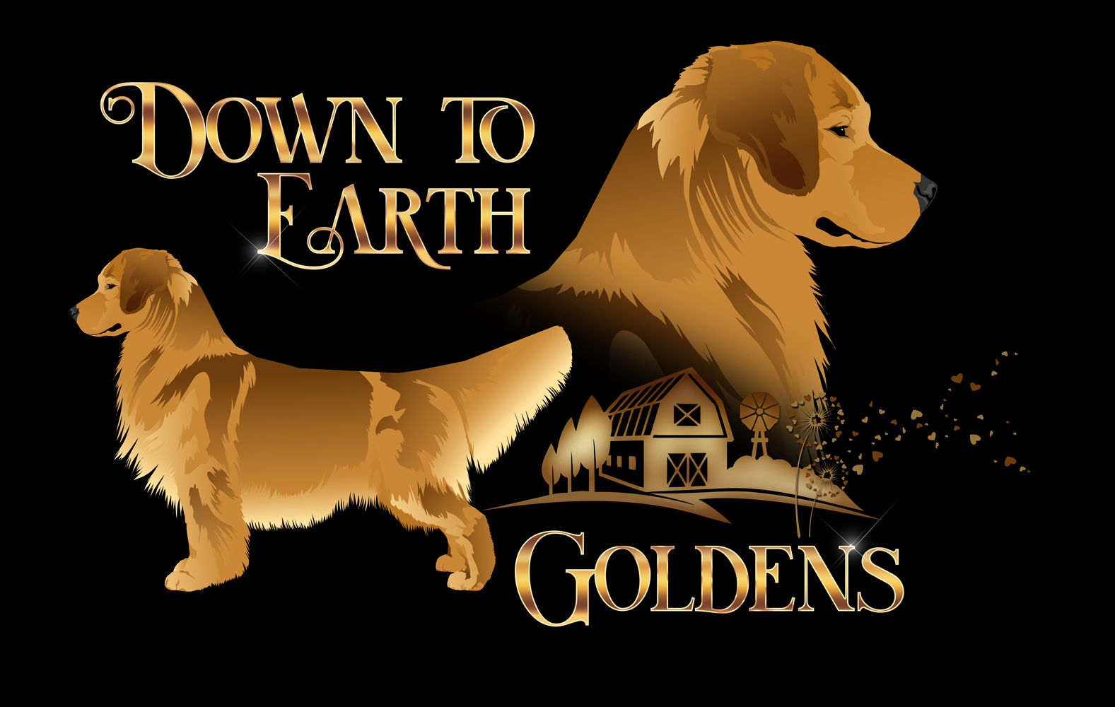 Down To Earth Goldens