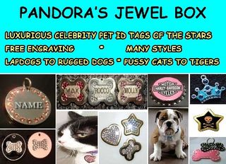 Pandora's Jewel Box