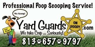 Yard Guards On Doody LLC